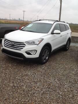 2014 Hyundai Santa Fe for sale at Drive in Leachville AR