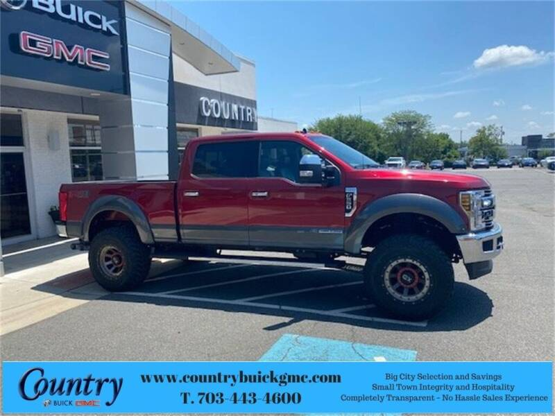 2019 Ford F-350 Super Duty for sale in Leesburg, VA