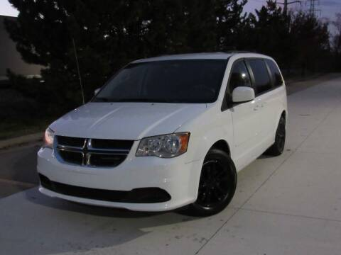 2016 Dodge Grand Caravan for sale at A & R Auto Sale in Sterling Heights MI