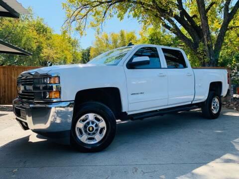 2015 Chevrolet Silverado 2500HD for sale at DFW Auto Provider in Haltom City TX