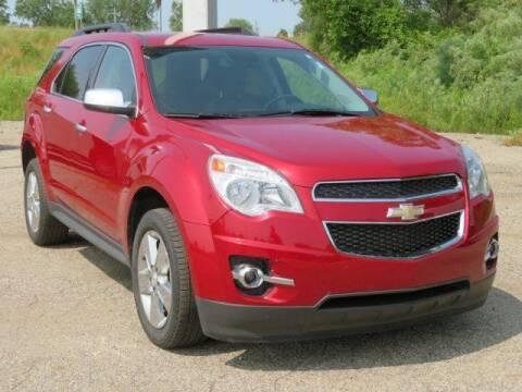 2015 Chevrolet Equinox for sale at Ed Koehn Chevrolet in Rockford MI