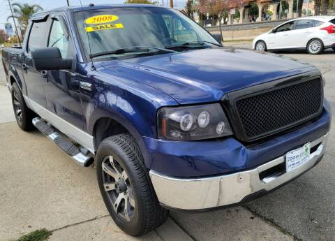 2008 Ford F-150 for sale at ZOOM CARS LLC in Sylmar CA