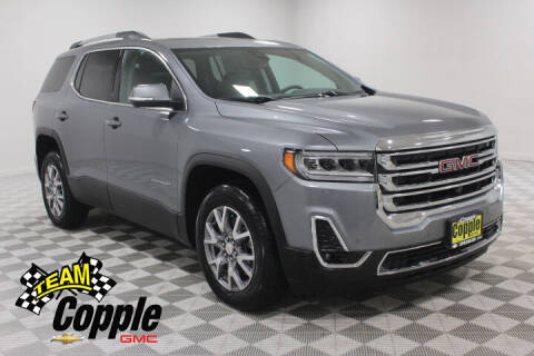 2021 GMC Acadia for sale at Copple Chevrolet GMC Inc in Louisville NE