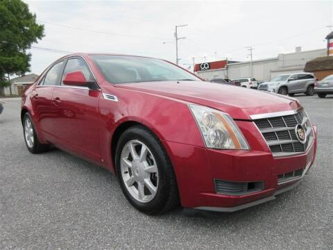 2009 Cadillac CTS for sale at Cam Automotive LLC in Lancaster PA