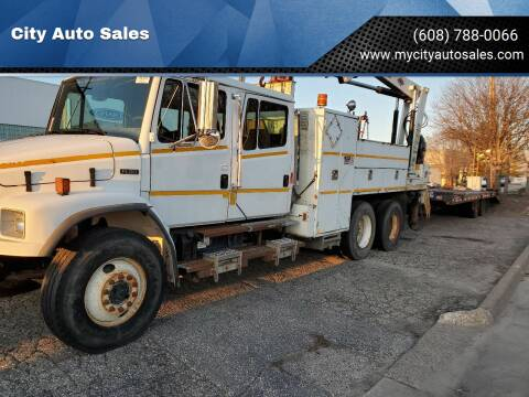 2004 Freightliner FL80 for sale at City Auto Sales in La Crosse WI