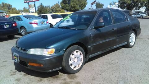 1997 Honda Accord for sale at Larry's Auto Sales Inc. in Fresno CA