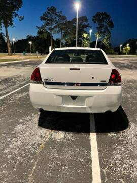 2011 Chevrolet Impala for sale at Carlyle Kelly in Jacksonville FL