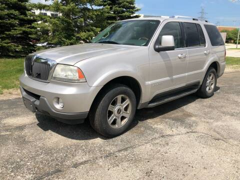 2004 Lincoln Aviator for sale at Scott's Automotive in West Allis WI