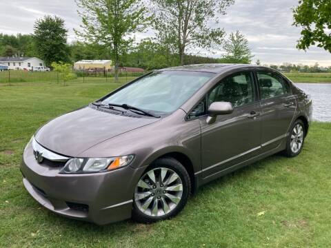 2010 Honda Civic for sale at K2 Autos in Holland MI