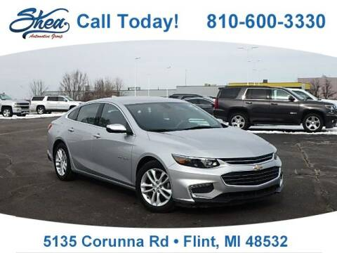 2017 Chevrolet Malibu for sale at Jamie Sells Cars 810 - Linden Location in Flint MI