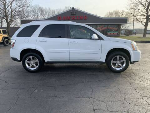 2008 Chevrolet Equinox for sale at Hawkins Motors Sales in Hillsdale MI