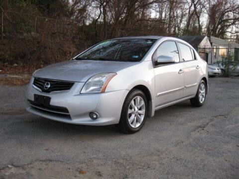 2012 Nissan Sentra for sale at Jareks Auto Sales in Lowell MA