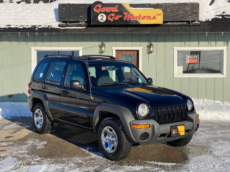 2004 Jeep Liberty for sale at Good 2 Go Motors LLC in Adrian MI