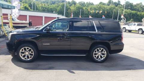 2015 GMC Yukon for sale at Green Tree Motors in Elizabethton TN