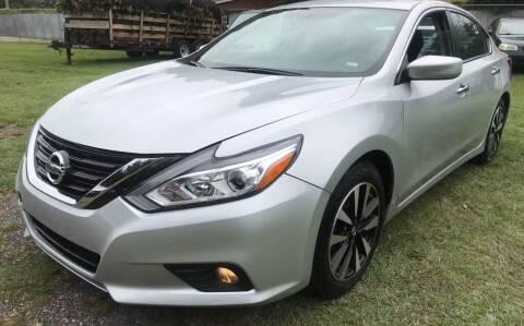 2018 Nissan Altima for sale at MISSION AUTOMOTIVE ENTERPRISES in Plant City FL