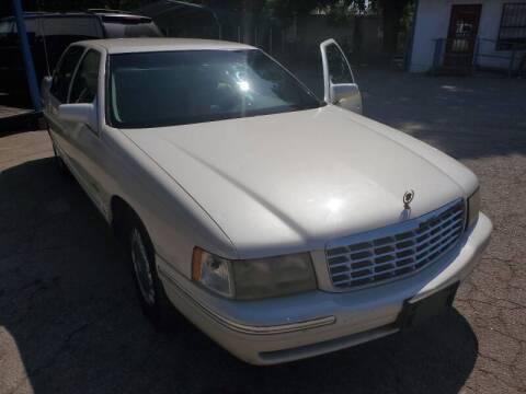 1999 Cadillac DeVille for sale at Tony's Auto Plex in San Antonio TX