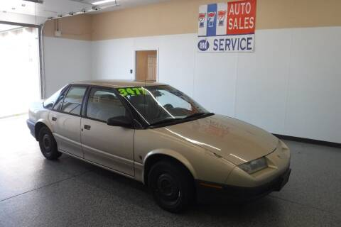1994 Saturn S-Series for sale at 777 Auto Sales and Service in Tacoma WA