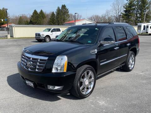 2011 Cadillac Escalade for sale at Alexandria Auto Mart LLC in Alexandria PA