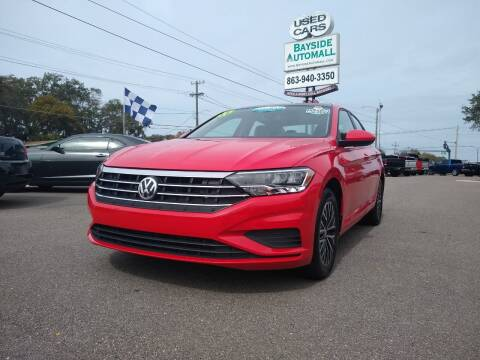 2019 Volkswagen Jetta for sale at BAYSIDE AUTOMALL in Lakeland FL