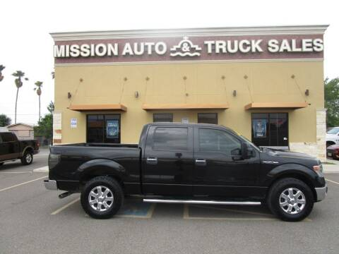 2014 Ford F-150 for sale at Mission Auto & Truck Sales, Inc. in Mission TX