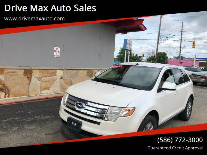 2009 Ford Edge for sale at Drive Max Auto Sales in Warren MI