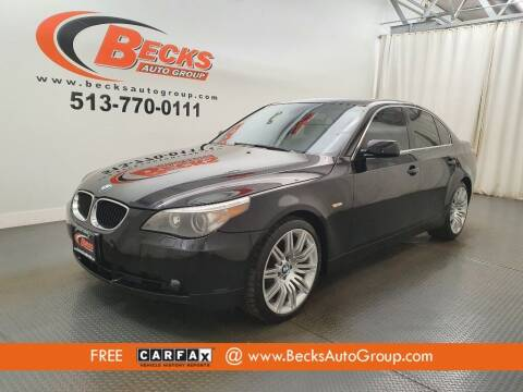 2004 BMW 5 Series for sale at Becks Auto Group in Mason OH