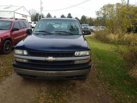 2001 Chevrolet Silverado 1500 for sale at Craig Auto Sales in Omro WI