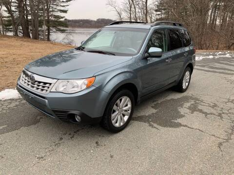 2011 Subaru Forester for sale at Elite Pre-Owned Auto in Peabody MA