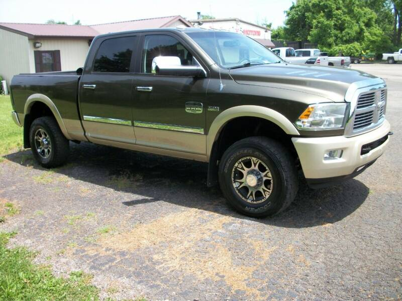 2012 RAM Ram Pickup 2500 for sale at Terry Mowery Chrysler Jeep Dodge in Edison OH