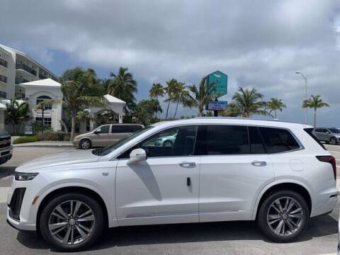 2021 Cadillac XT6 for sale at Niles Sales and Service in Key West FL