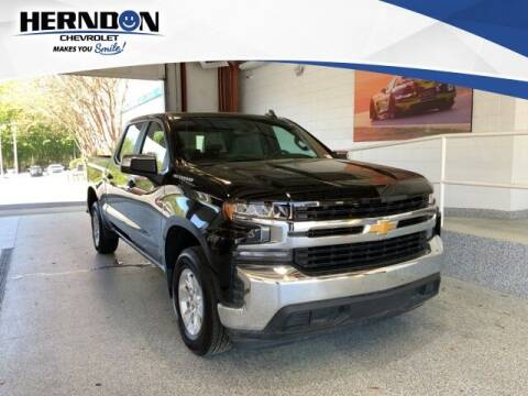2020 Chevrolet Silverado 1500 for sale at Herndon Chevrolet in Lexington SC