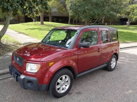 2006 Honda Element for sale at Houston Auto Preowned in Houston TX