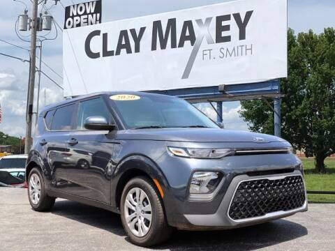 2020 Kia Soul for sale at Clay Maxey Fort Smith in Fort Smith AR