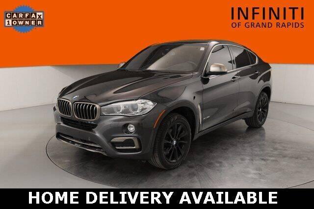 Used Bmw X6 For Sale In Grand Rapids Mi Carsforsale Com
