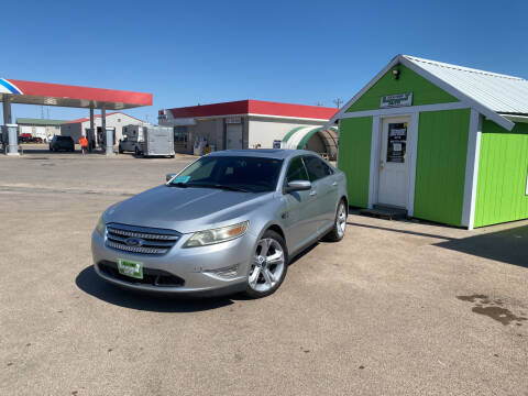 2010 Ford Taurus for sale at Independent Auto in Belle Fourche SD