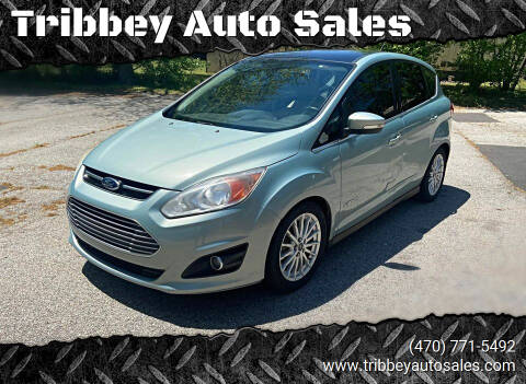 2013 Ford C-MAX Hybrid for sale at Tribbey Auto Sales in Stockbridge GA