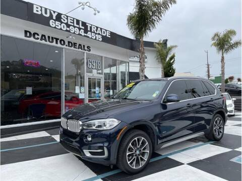 2017 BMW X5 for sale at AutoDeals in Daly City CA