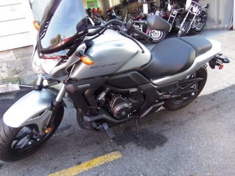 2015 Honda CTX 700NF