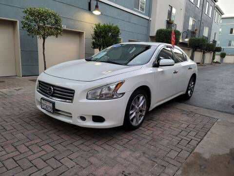 2013 Nissan Maxima for sale at Bay Auto Exchange in San Jose CA