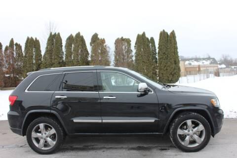 2012 Jeep Grand Cherokee for sale at D & B Auto Sales LLC in Washington Township MI