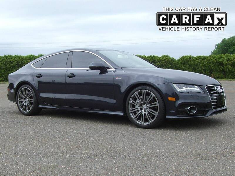 2013 Audi A7 for sale at Atlantic Car Company in East Windsor CT
