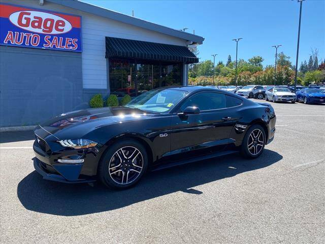 2018 Ford Mustang for sale in Milwaukie, OR