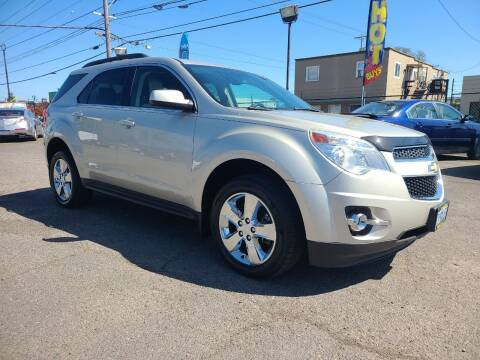 2014 Chevrolet Equinox for sale at Universal Auto Sales in Salem OR