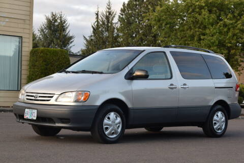 2002 Toyota Sienna for sale at Overland Automotive in Hillsboro OR