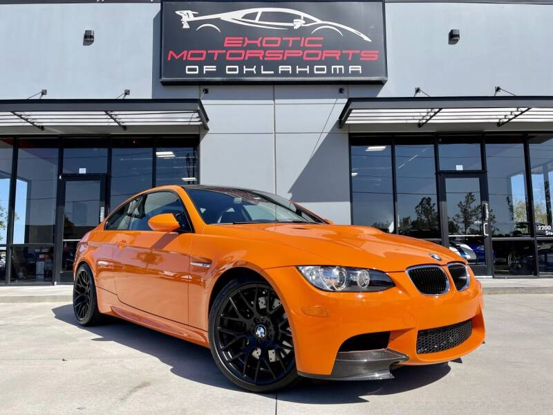 2013 BMW M3 for sale at Exotic Motorsports of Oklahoma in Edmond OK