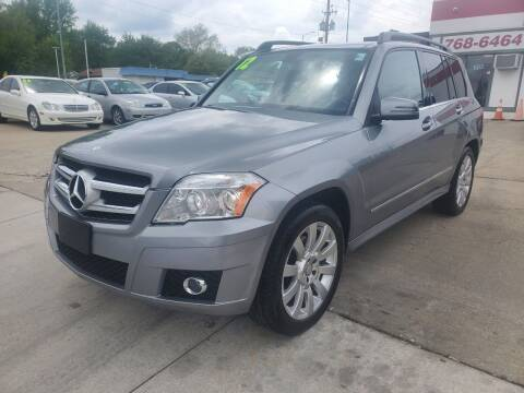 2012 Mercedes-Benz GLK for sale at Quallys Auto Sales in Olathe KS