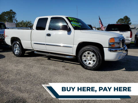 2007 GMC Sierra 1500 Classic for sale at Rodgers Enterprises in North Charleston SC