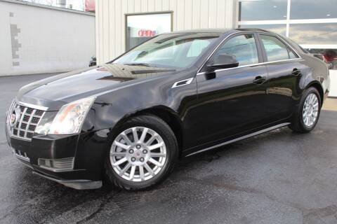 2012 Cadillac CTS for sale at Platinum Motors LLC in Reynoldsburg OH