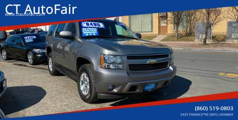 2009 Chevrolet Tahoe for sale at CT AutoFair in West Hartford CT