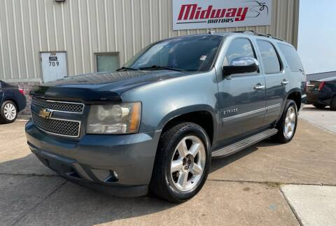 2009 Chevrolet Tahoe for sale at Midway Motors in Conway AR